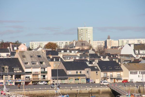 Photo : Concarneau (ADEUPa)