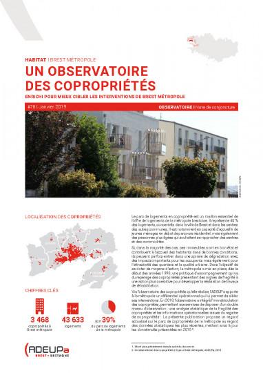 Observatoire de l'habitat n°78 - Note de conjoncture (janvier 2019)