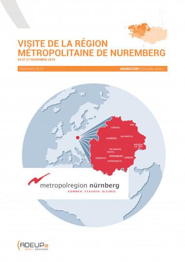 Visite de la région métropolitaine de Nuremberg