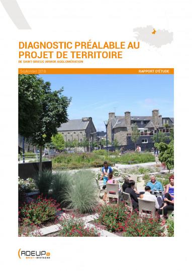 Diagnostic préalable au projet de territoire de Saint-Brieuc Armor Agglomération