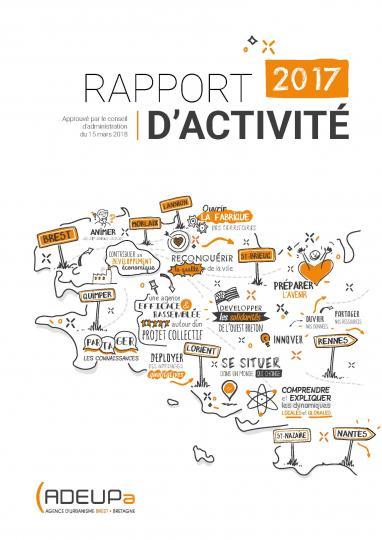 Rapport d'activités 2017 de l'ADEUPa Brest Bretagne