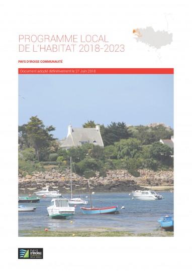 Pays d'Iroise communauté : programme local de l'habitat 2018-2023