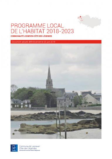 Communauté Lesneven Côte des légendes : programme local de l'habitat 2018-2023