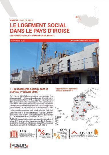 Observatoire de l'habitat du pays de Brest - note d'analyse