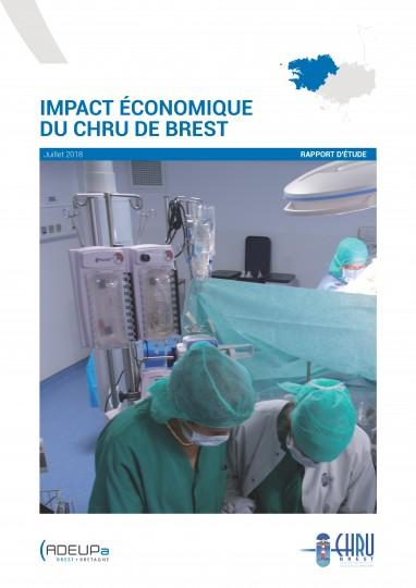 Impact économique du CHRU de Brest