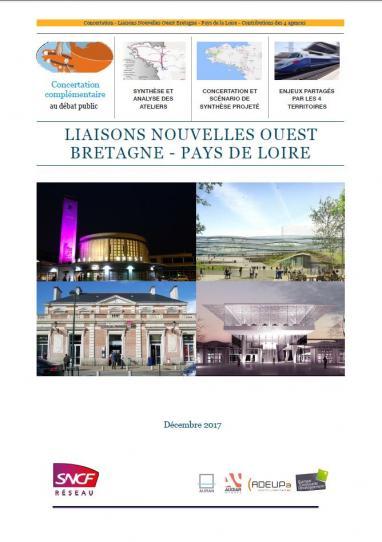 Liaisons nouvelles Ouest Bretagne - Pays de Loire