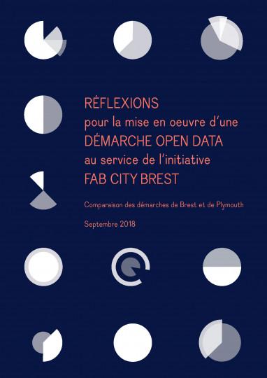 Réflexions pour la mise en oeuvre d'une démarche open data au service de l'initiative Fab City Brest