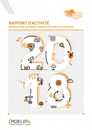 Rapport d'activités 2018 de l'ADEUPa Brest Bretagne