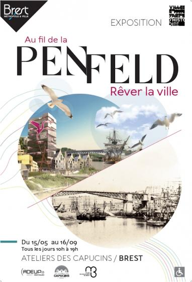 Au fil de la Penfeld : rêver la ville