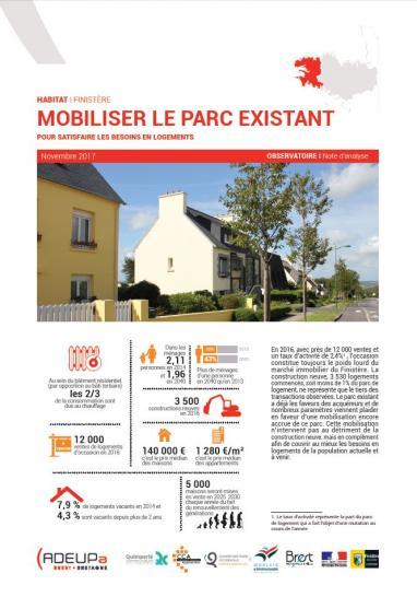 Mobiliser le parc existant pour satisfaire les besoins en logement