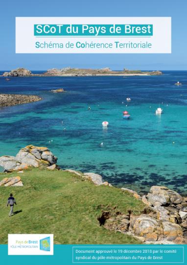 Approbation du schéma de cohérence territoriale du pays de Brest