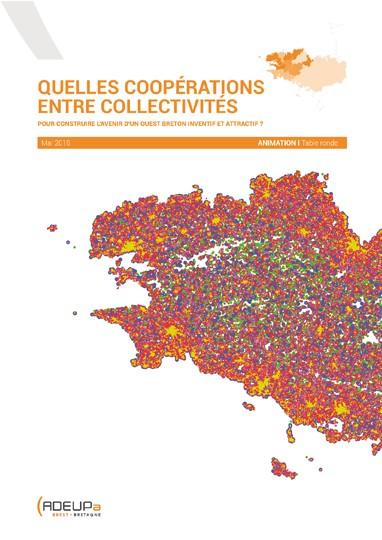 Quelles coopérations entre collectivités pour construire l'avenir d'un ouest breton inventif et attractif?